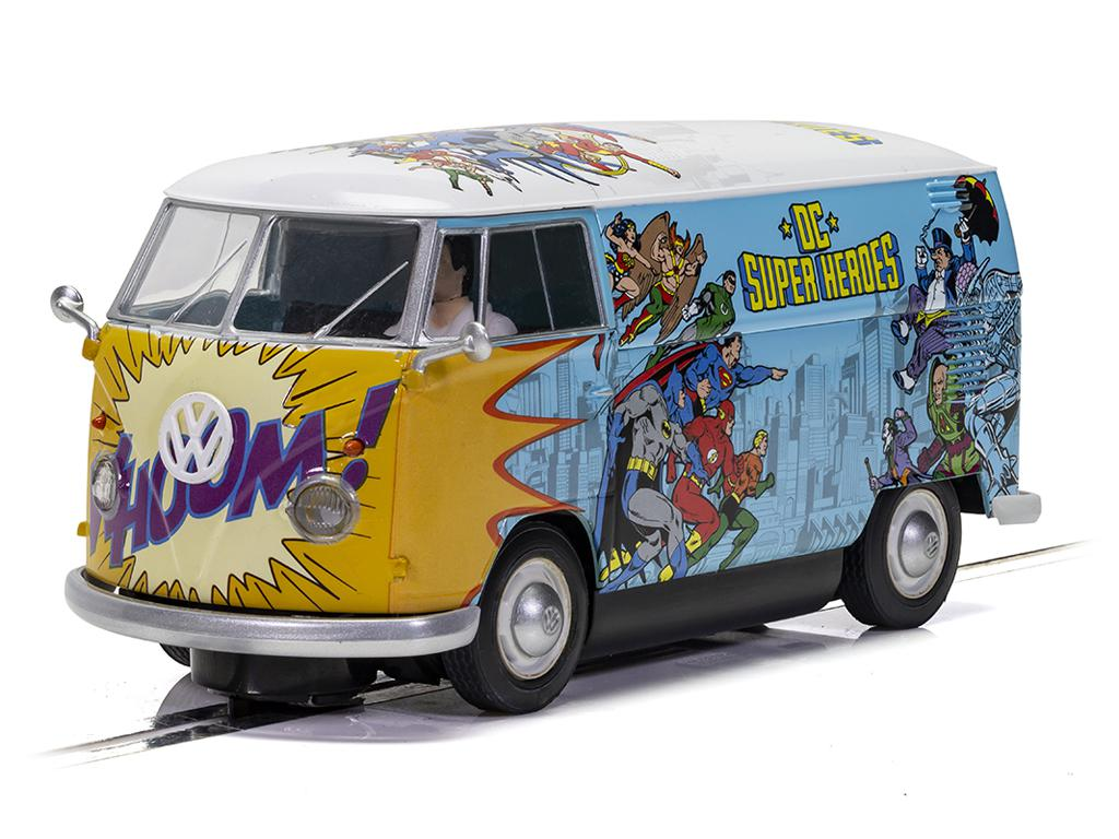 VW Panel Van T1b - DC Comics (Vista 1)