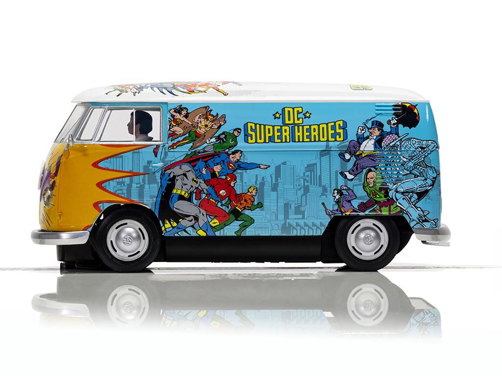 VW Panel Van T1b - DC Comics (Vista 2)