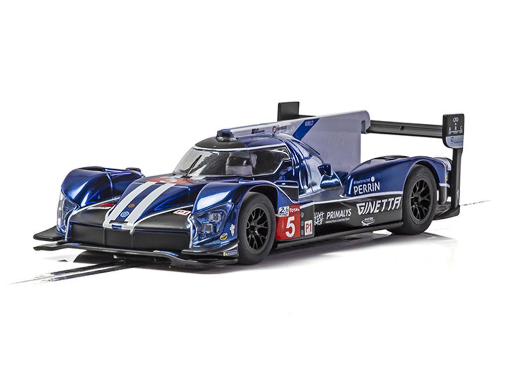 Ginetta G60-LT-P1 Le Mans 2018 (Vista 1)