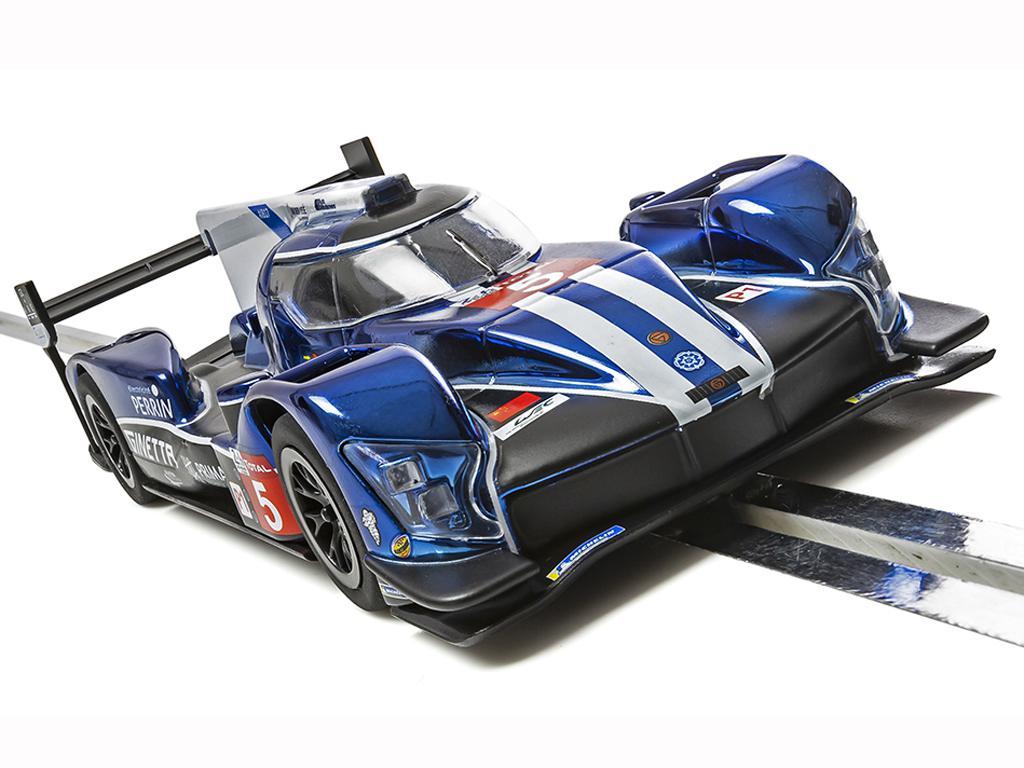 Ginetta G60-LT-P1 Le Mans 2018 (Vista 2)
