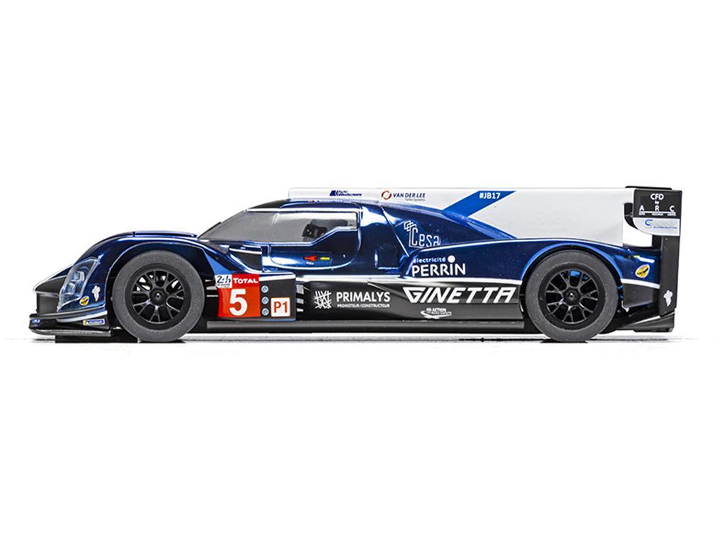 Ginetta G60-LT-P1 Le Mans 2018 (Vista 3)