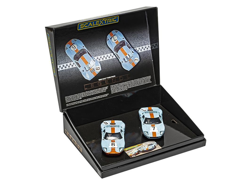 Ford GT40 1969 - Gulf Twin Pack (Vista 2)