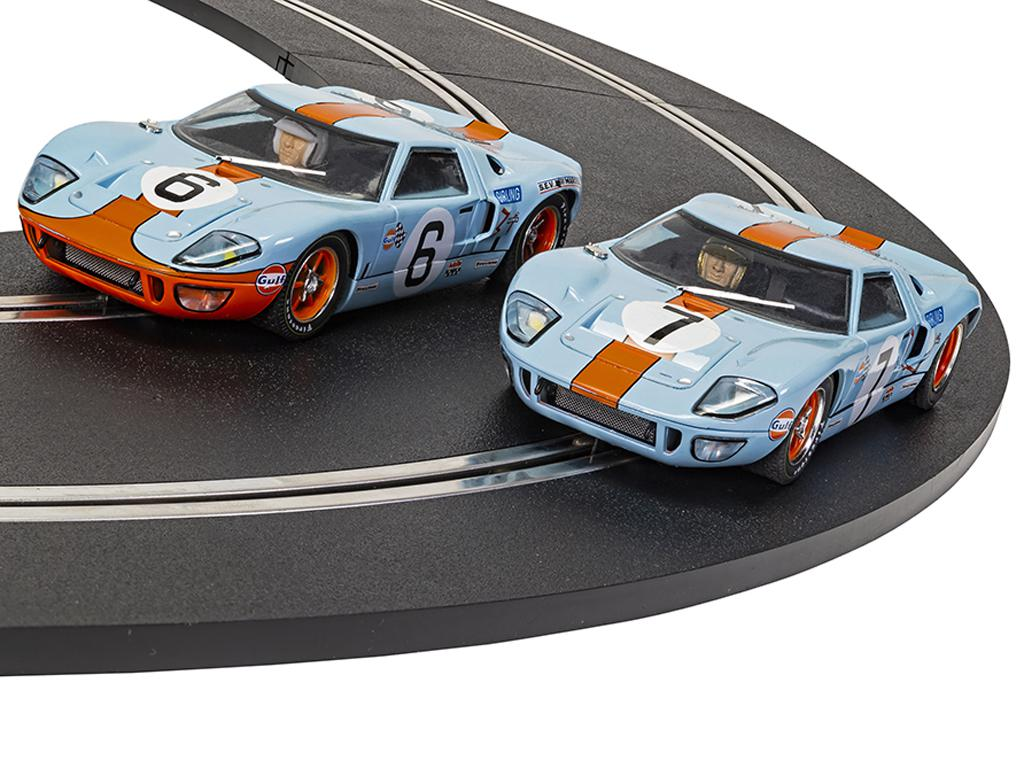 Ford GT40 1969 - Gulf Twin Pack (Vista 3)
