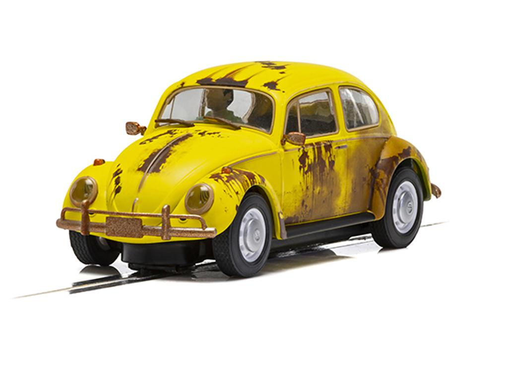 Volkwagen Beetle - Rusty Yellow (Vista 1)