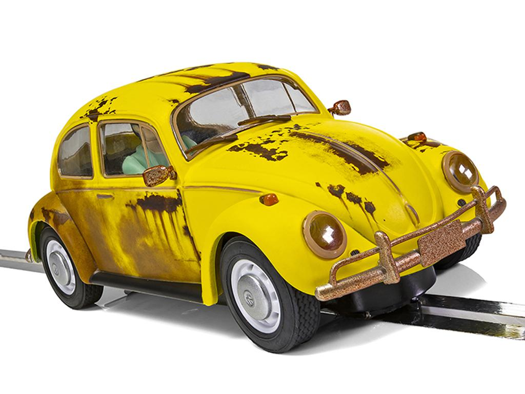Volkwagen Beetle - Rusty Yellow (Vista 3)