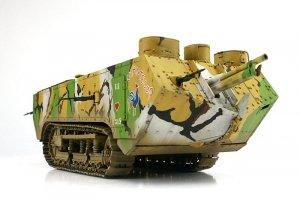 French Heavy Tank St.Chamond Early Type   (Vista 2)