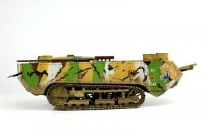 French Heavy Tank St.Chamond Early Type   (Vista 5)