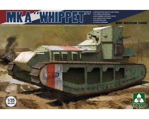 Medium Tank Mk A Whippet - Ref.: TAKO-2025