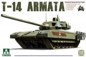 Russian Manin Main Battle Tank T-14 Arma