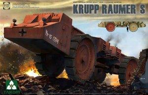 Vehículo alemán de limpieza de minas súp - Ref.: TAKO-2053