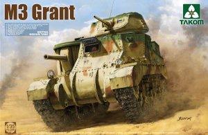 British Medium Tank M3 Grant - Ref.: TAKO-2086