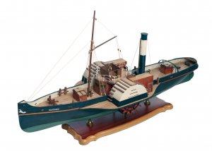 Vanguard 1841 - Remolcador de palas   (Vista 2)
