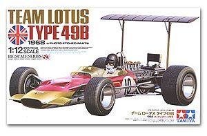 Team Lotus type 49B