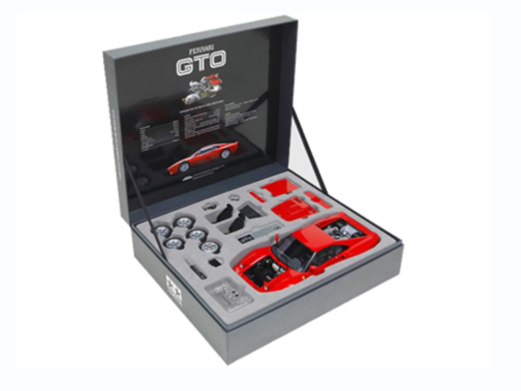 Ferrari GTO - Semi-Assembled Premium Mod  (Vista 1)