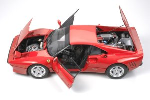 Ferrari GTO - Semi-Assembled Premium Mod  (Vista 3)