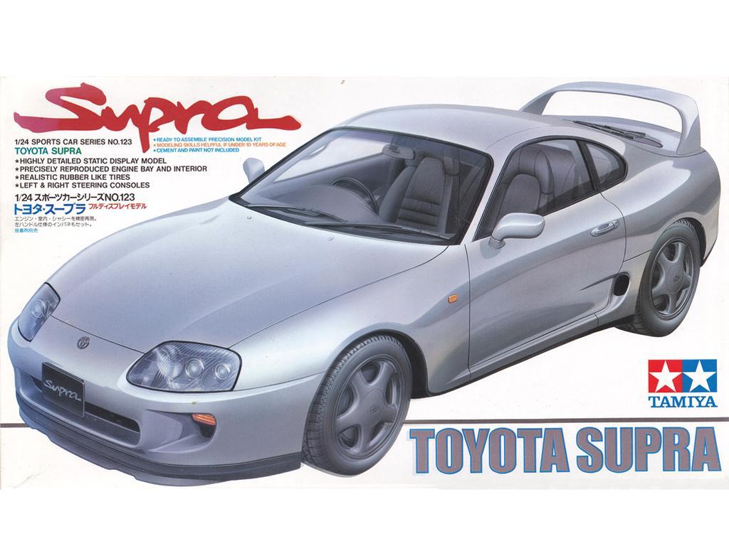 Toyota Supra - Ref.: TAMI-24123