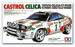 Toyota Celica Castrol WRC  - Ref.: TAMI-24125