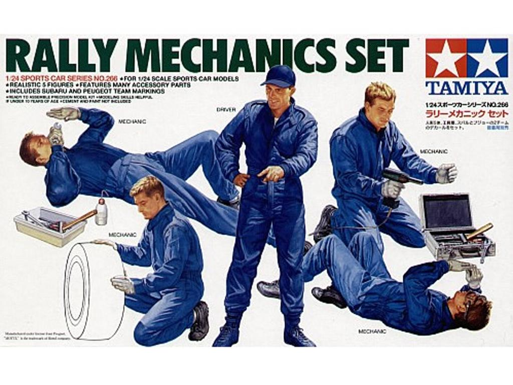 Set Mecanicos - Ref.: TAMI-24266