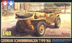 German Schwimmwagen 166 - Ref.: TAMI-32506
