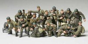 Infanteria Rusa y Tanquistas  (Vista 3)