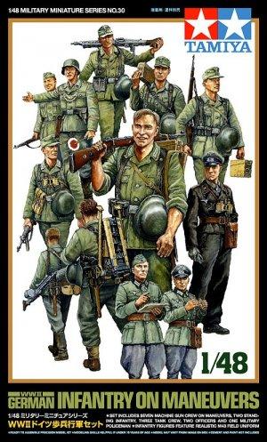 Infanteria Alemana de maniobras  (Vista 1)