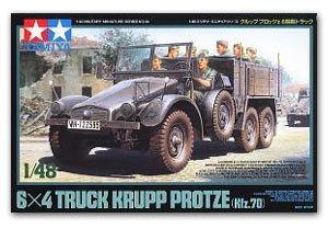 Camion Aleman 6/4 Krupp Protze - Ref.: TAMI-32534