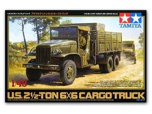 US 2.5t 6x6 Cargo Truck - Ref.: TAMI-32548
