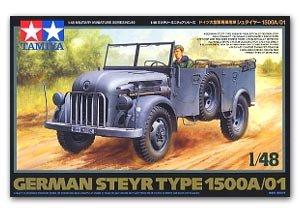 Vehiculo Ligero  Steyr 1500A/01 - Ref.: TAMI-32549