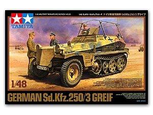 Vehiculo Aleman Sd.Kfz. 250/3 Greif - Ref.: TAMI-32550