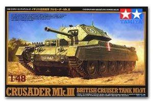 Tanque Britanico Crusader MKIII - Ref.: TAMI-32555
