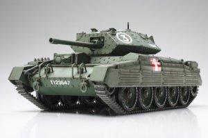 Tanque Britanico Crusader MKIII  (Vista 2)