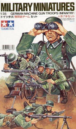 Ametralladores Alemanes  (Vista 1)