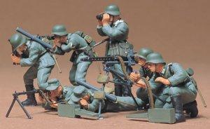 Ametralladores Alemanes  (Vista 2)
