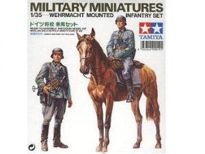 Infanteria a caballo de la Wermacht  (Vista 1)