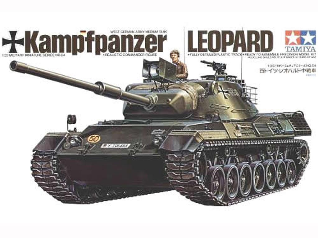 Leopard I Aleman - Ref.: TAMI-35064