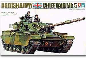 British Chieftain Mk.V Tank - Ref.: TAMI-35068