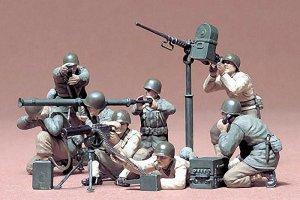 Equipo mortero y ametralladoras US  (Vista 2)