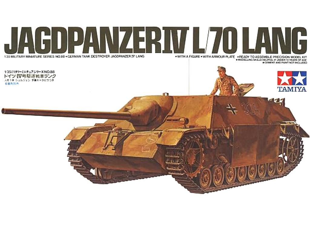 German Jagdpanzer IV L70 Lang - Ref.: TAMI-35088