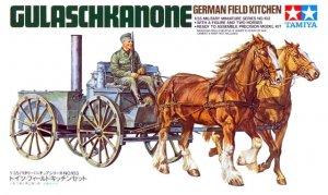 Cocina de campaña Alemana  (Vista 1)