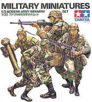 Infantería U.S. moderna  (Vista 1)