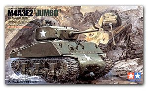 Tanque U.S. M4A3E2 Jumbo - Ref.: TAMI-35139