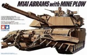 M1A1 ABRAMS detecta minas - Ref.: TAMI-35158