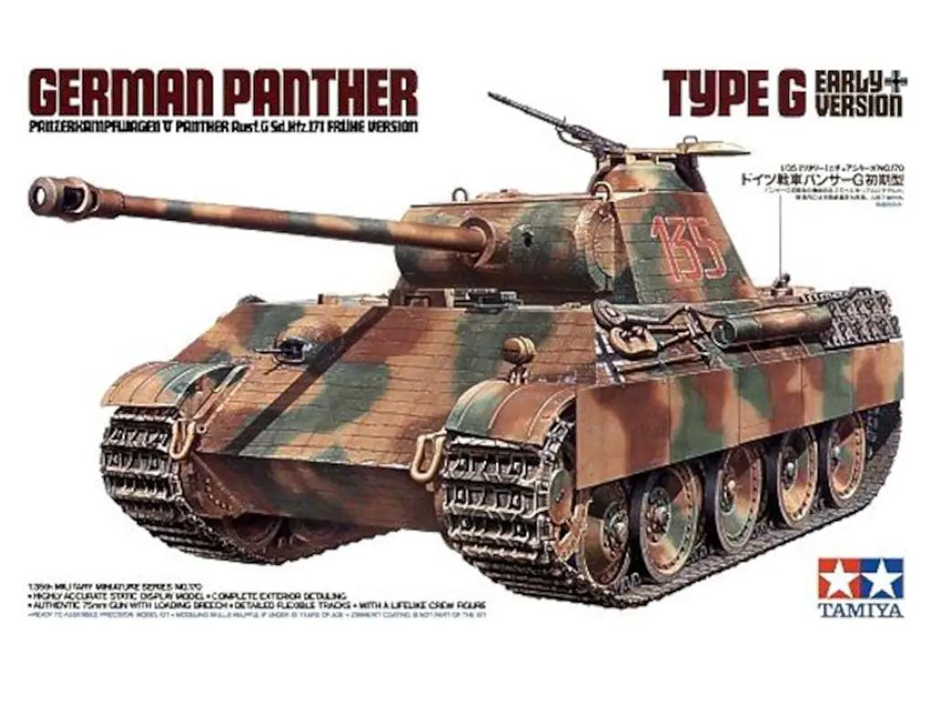 Panther G Inicial - Ref.: TAMI-35170