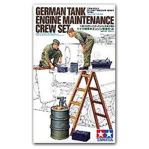 Mecánicos Alemanes con motor - Ref.: TAMI-35180
