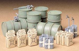 Bidones y latas combustible Aemanas  (Vista 2)