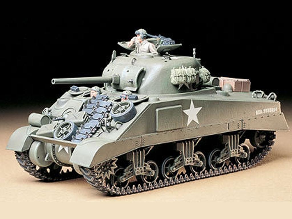 M4 Sherman U.S. Medium Tank  (Vista 2)