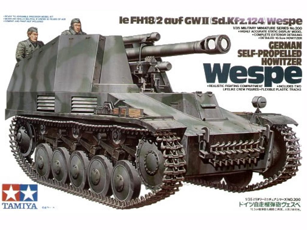 Wespe - Ref.: TAMI-35200