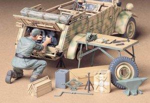 Set Accesorios mantenimiento  Kubelwagen  (Vista 2)