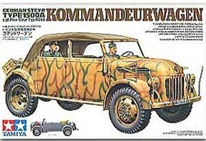 German Steyr Type 1500A - Ref.: TAMI-35235