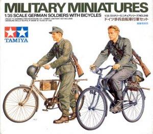 German Soldiers Bicycles  (Vista 1)